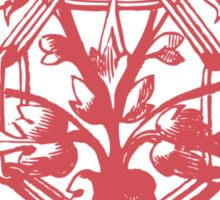 Florish Oriental  Sticker