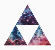 Triforce Nebula by DailyJohnLock