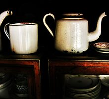 The Ghosts are at the table by SparrowSalvage