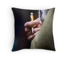 The Love of Words Throw Pillow