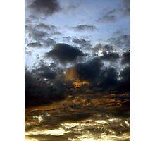 Typhoon Skies II Photographic Print
