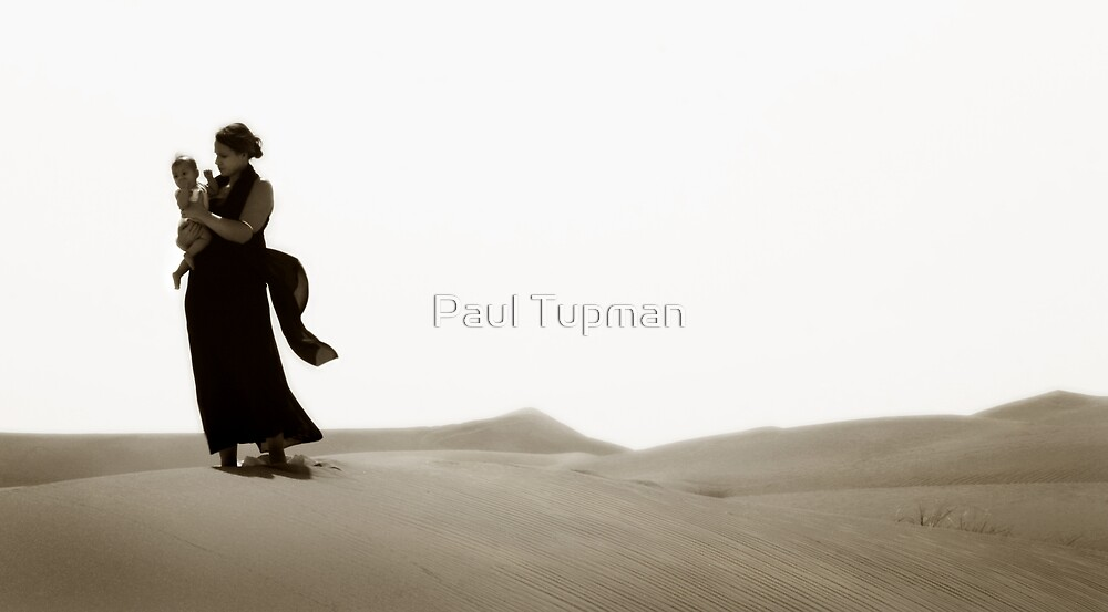 Once Upon A Time by Paul Tupman