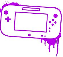 WiiU Gamepad by meganjamo