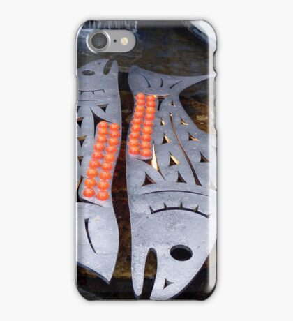 Chinook Fountain iPhone Case/Skin