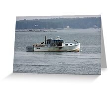 Maine Tradition Greeting Card