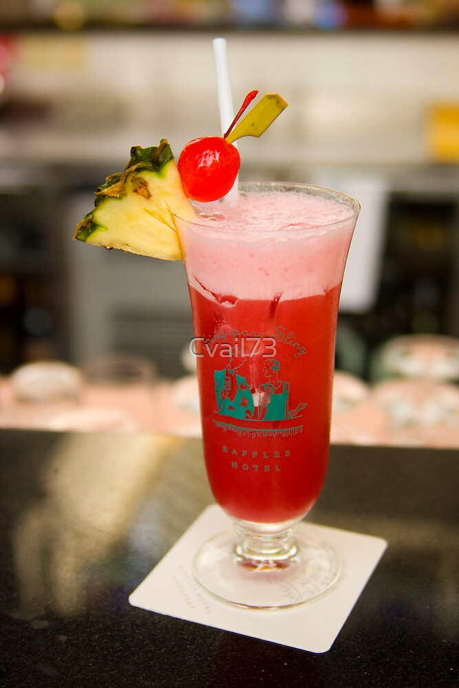 The famous Singapore Sling by Cvail73