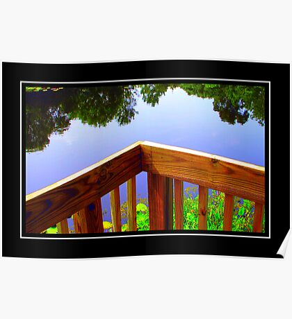 Tranquil Reflections Poster
