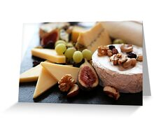 Cheese Feast Greeting Card