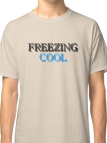 Cool Birthday Random Hipster Winter Funny Gift Classic T-Shirt