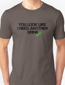Drink Party Funny Joke Drinking Summertime T-Shirt