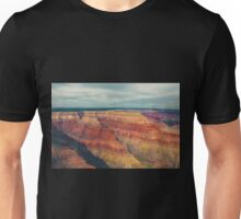 Aerial view of Grand Canyon Unisex T-Shirt