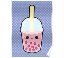 Bubble Tea Poster