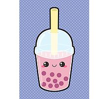 Bubble Tea Photographic Print