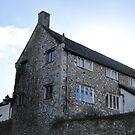 The Old Church House. Colyton,Devon uk by lynn carter