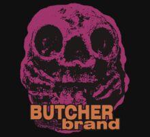 Spooky Butcher Brand Logo T by ButcherBrand