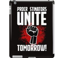 Unite Tomorrow iPad Case/Skin