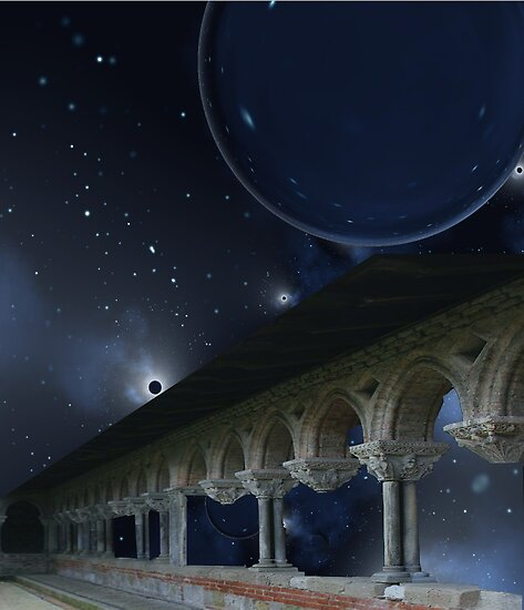 Temple of Solar Winds - Soltis III by AlienVisitor