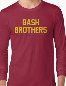 Bash Brothers Long Sleeve T-Shirt