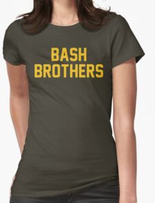Bash Brothers Womens Fitted T-Shirt