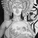 My vision of Kali by Anne Guimond