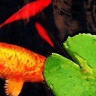 little fish by Laurie Japhet Lansrud