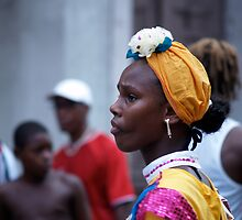 Havana Girl by Sally P  Moore
