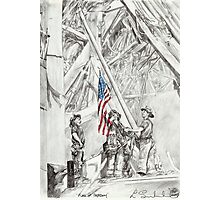 'Flag of Freedom' Photographic Print