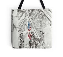 'Flag of Freedom' Tote Bag