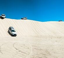 Desert safari by Nelson Mineiro