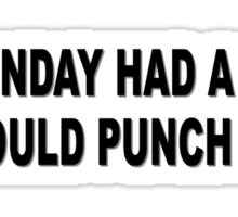 monday Sticker