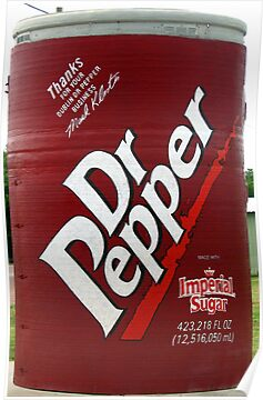 Now this is alot of Dr Pepper.... by Sheila  Pasket