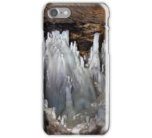 Scarisoara glacier in Romania, Apuseni national reserve iPhone Case/Skin