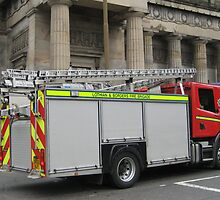 Edinburgh Fire Brigade by Yonmei