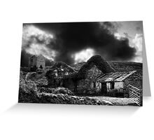 Parys Mountain-Anglesey Greeting Card