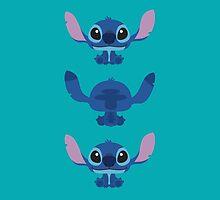 Stitch 123 by XEENYEE