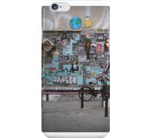 Il muro iPhone Case/Skin