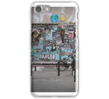 Il muro iPhone Case/Skin