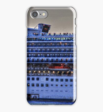 Ship Decks iPhone Case/Skin