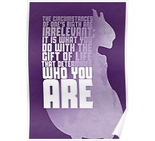 Mewtwo - The First Movie Quote Poster