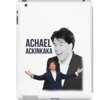 Michael McIntrye - Showtime - Achael Ackinkaka iPad Case/Skin