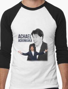 Michael McIntrye - Showtime - Achael Ackinkaka Men's Baseball ¾ T-Shirt
