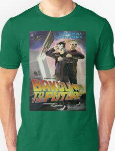 Bakula to the Future T-Shirt