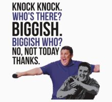 Peter Kay - The Tour That Didn't Tour Tour - Knock Knock Joke One Piece - Long Sleeve