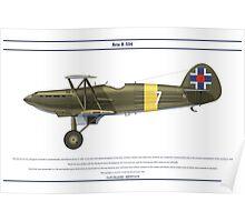 Avia B-534 Slovakia 1 Poster