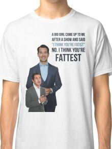 Jimmy Carr - Fatist Joke Classic T-Shirt