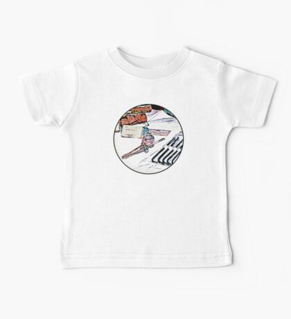 Medical Instruments Baby Tee