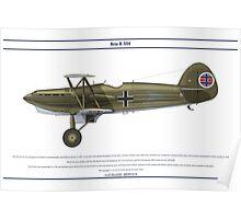 Avia B-534 Slovakia 3 Poster