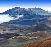 Craters and Cones by DJ Florek