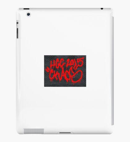 Ugc ckaos iPad Case/Skin