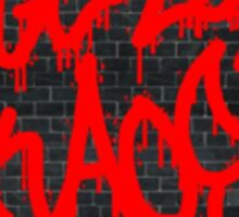 Ugc ckaos Sticker